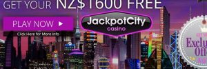 jackpot city casino new zealand review
