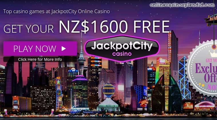 jackpot city casino new zealand review