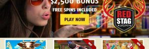 red stag casino review welcome bonus