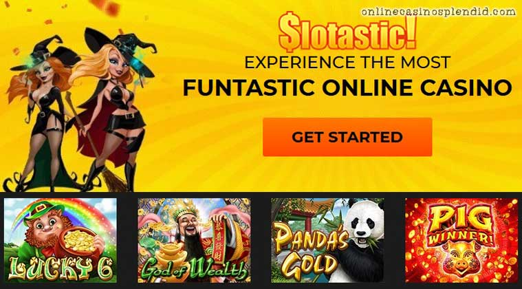 slotastic online casino usa aussie welcome